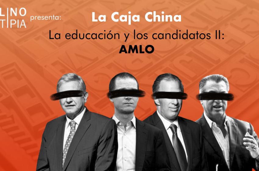 La educación y los candidatos (II)