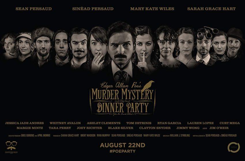 Poe's Murder Mystery Party: un homenaje poco ortodoxo