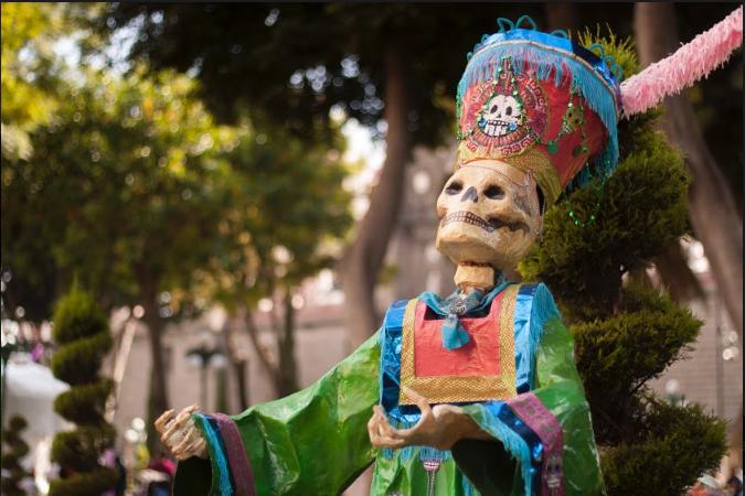 El día de muertos como tradición literaria en México