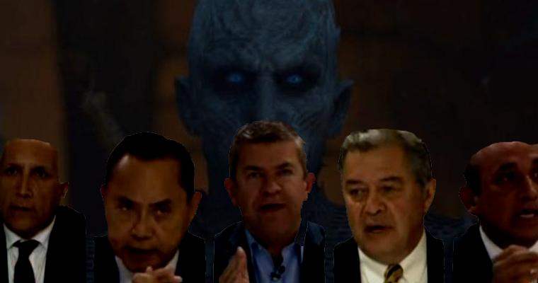 Primer debate por BC, más difícil que ver Game of Thrones: La batalla de Winterfell