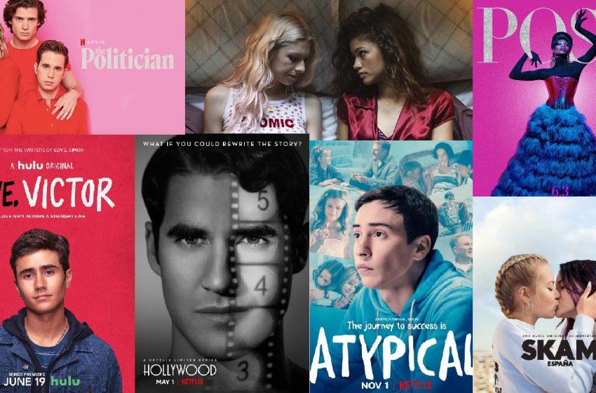 Las series LGBT+ que tienes que ver