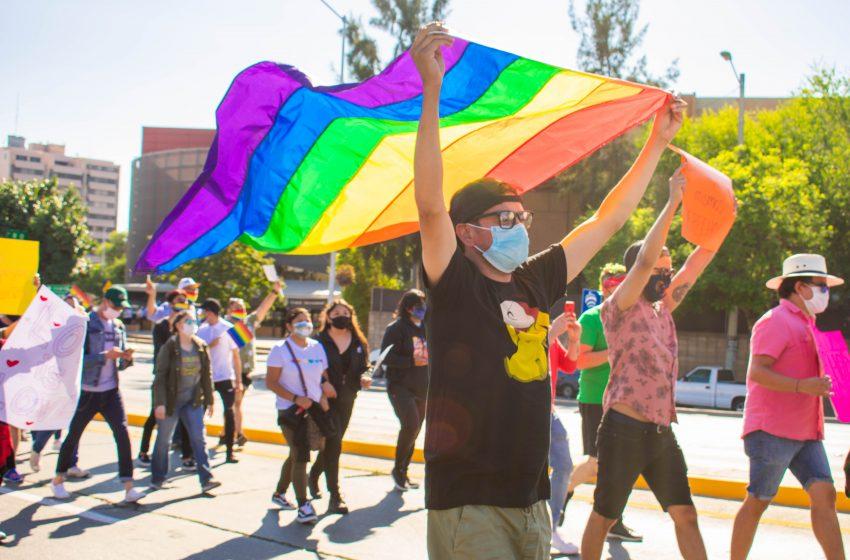 Baja California le dice SÍ a la homofobia