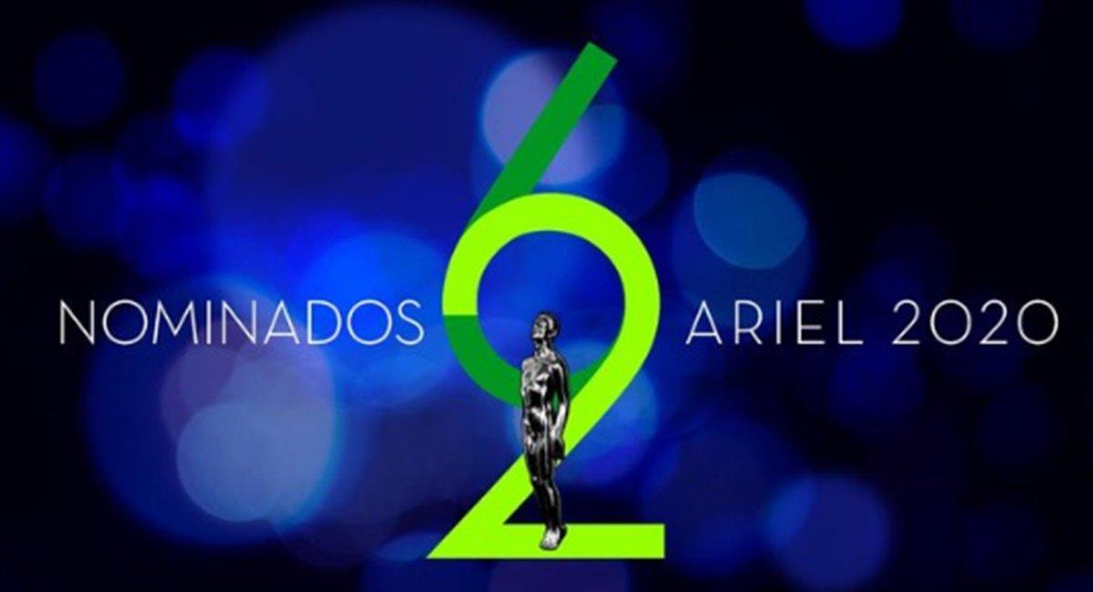 Las nominaciones al Máximo Galardón del Cine Mexicano: Premios ARIEL