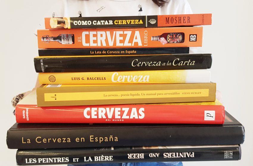 Ocho libros sobre cerveza artesanal