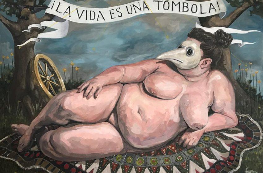 EL PINTOR DE OFICIO: ROBERTO TOSTADO