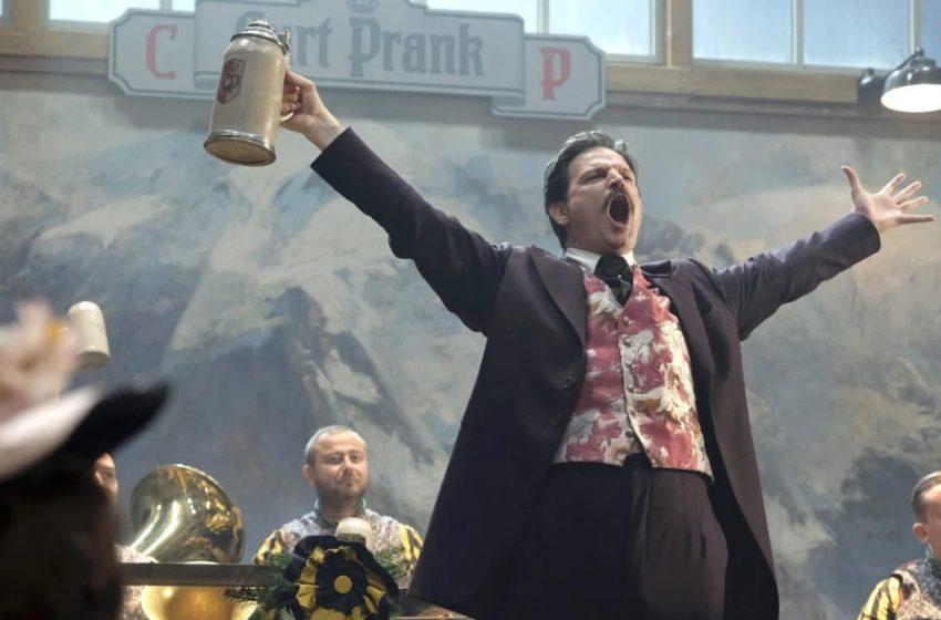 Oktoberfest: cerveza y  sangre
