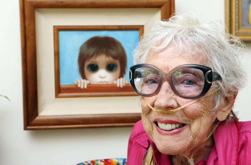 ArtistA: La vida de Margaret Keane
