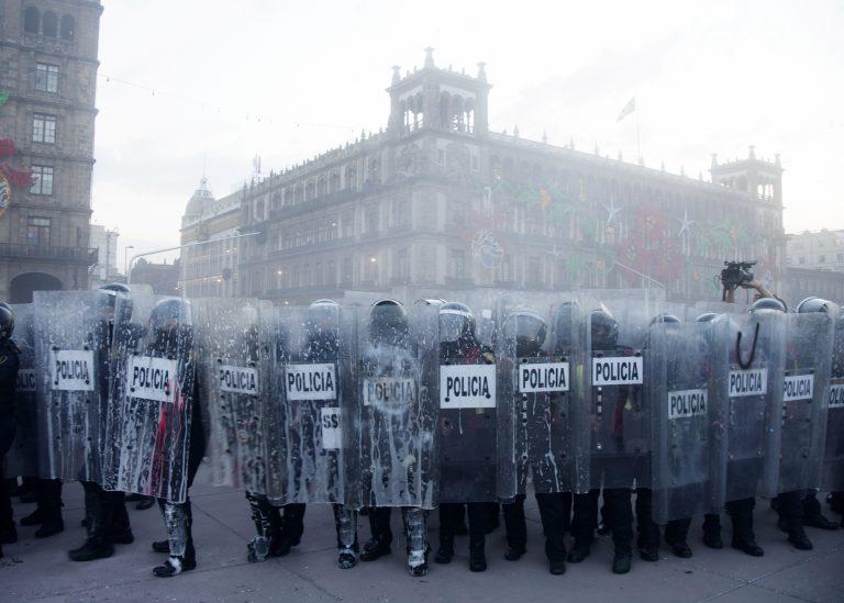 Marcha feminista 25N