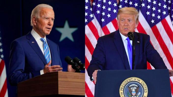 Elecciones 2020: En medio de protestas, Joe Biden está a 6 puntos de ganar en EU