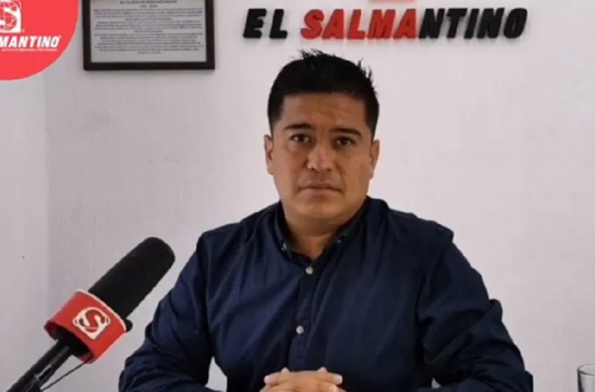 Medios de comunicación en Guanajuato exigen justicia por asesinato de Israel Vázquez