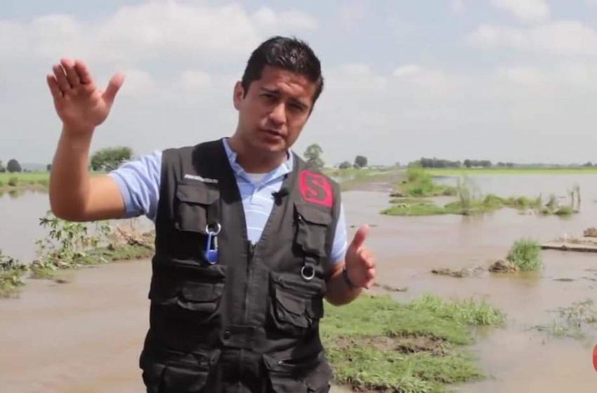 "Asesinan a Israel Vázquez, reportero de ""El Salmantino""; en un mes han matado a 3 periodistas"