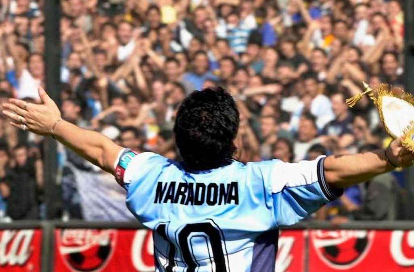 La muerte de Maradona: la glorificación de un macho