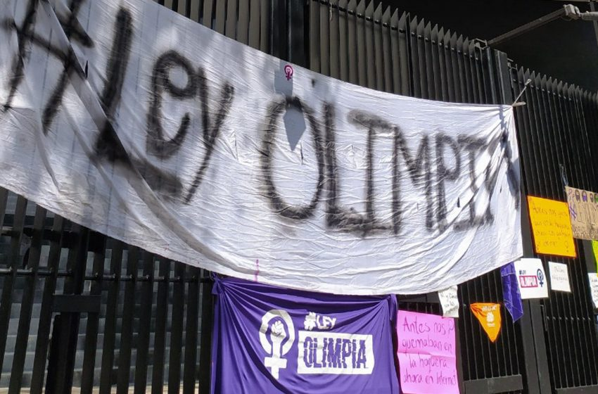 "Aprueban ""Ley Olimpia"" a nivel nacional"