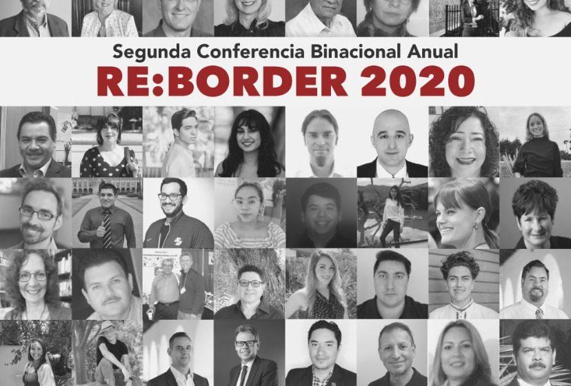 """Colef y UCSD presentan la segunda edición de """"RE:BORDER 2020"""""""