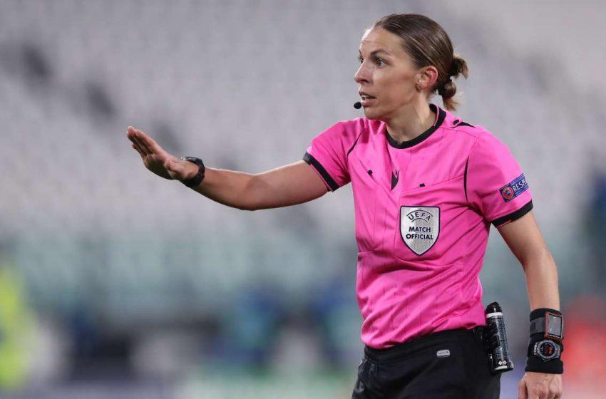Stéphanie Frappart, la ÁRBITRO que CONQUISTÓ la Champions League