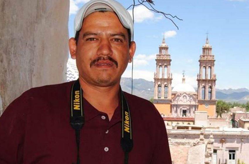 Asesinan a fotoperiodista en Zacatecas; ya son ocho periodistas muertos en 2020