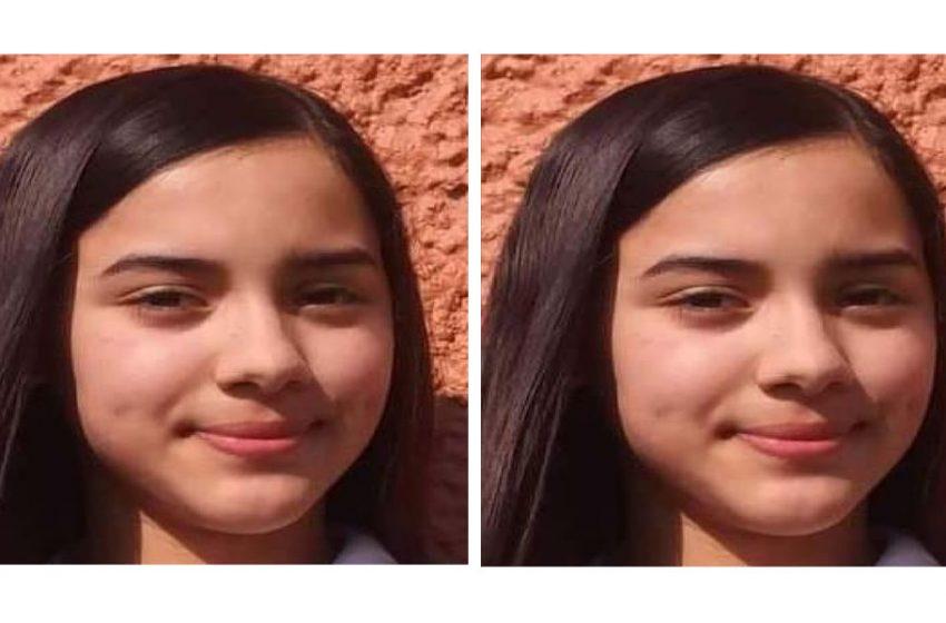 Buscan en Tijuana a Renata Ceballos de 12 años
