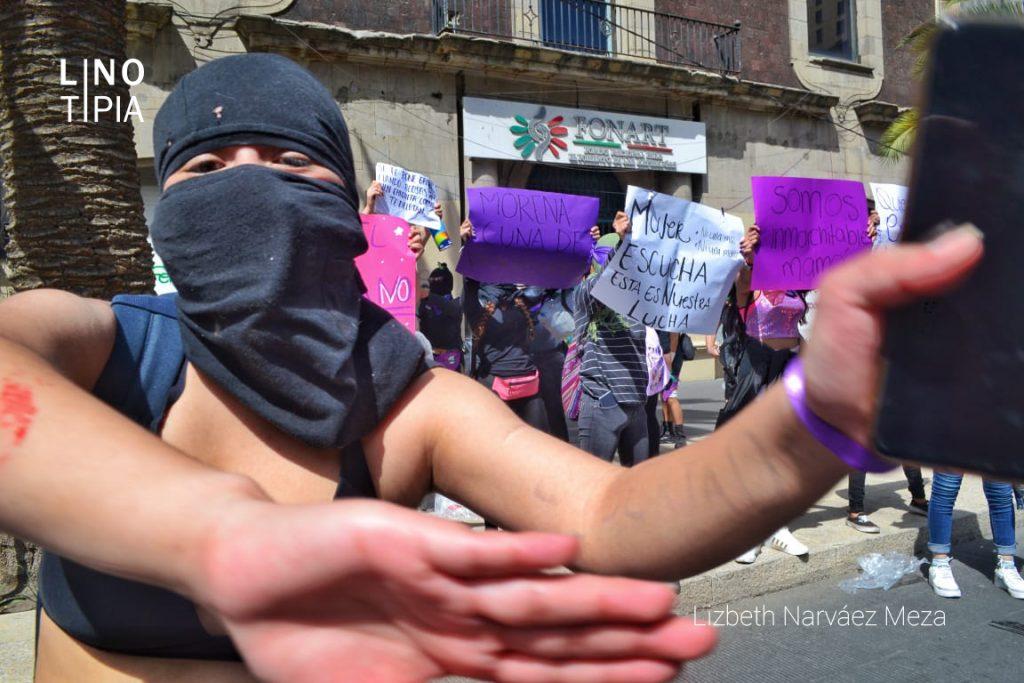 8 de marzo de 2021, Ciudad De México