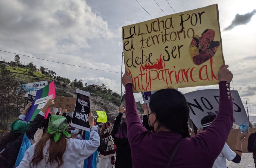 ¡Dejarán de asesinarnos!: Exigen alto a violencia patriarcal en periferias