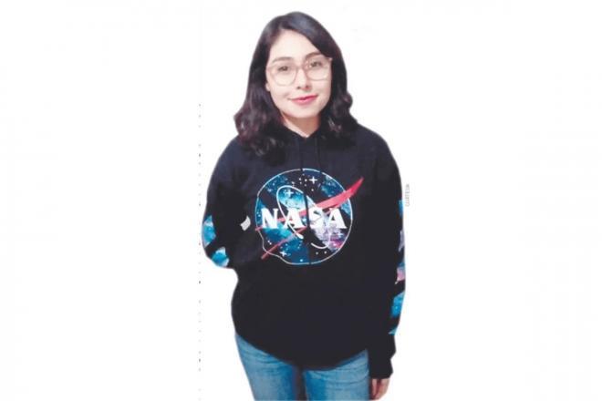 Acepta la NASA a Fernanda Sandoval, estudiante del Tecnológico de Tijuana