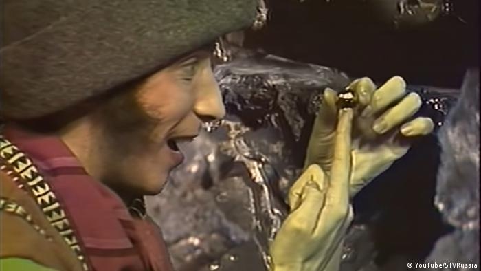 """La versión soviética de """"El señor de los anillos"""" reaparece en YouTube después de 30 años"""