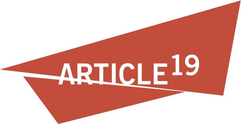 """Artículo 19, """"el Barrio te respalda"""""""