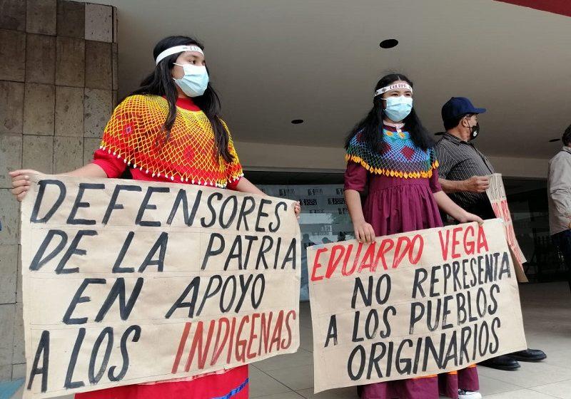 Denuncian simulación y usurpación de identidad en candidaturas indígenas