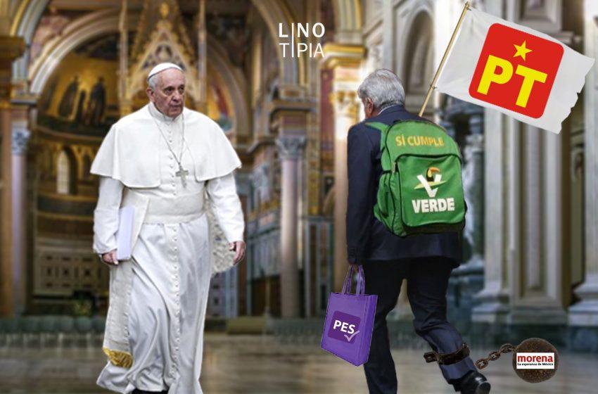 Partidos a merced del papa