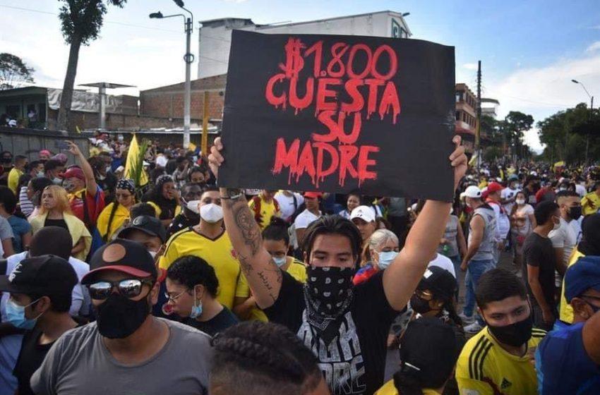 Manifestaciones en Colombia: 19 personas han sido asesinadas por policías