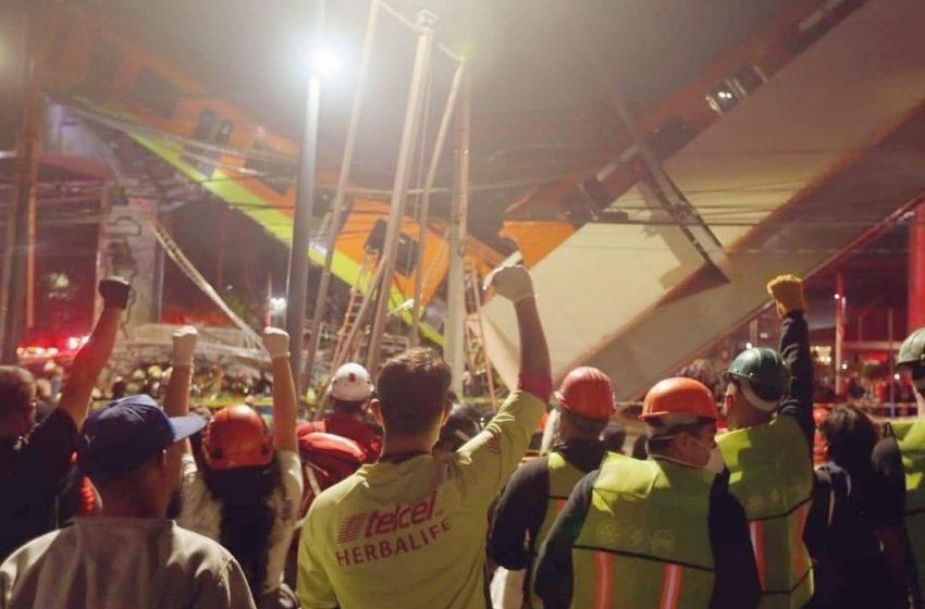 No fue accidente, fue negligencia: desplome de Línea 12 del metro en CDMX