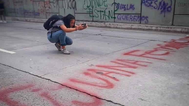 Convocan a carrera en apoyo a la periodista Gabriela Martínez en BC